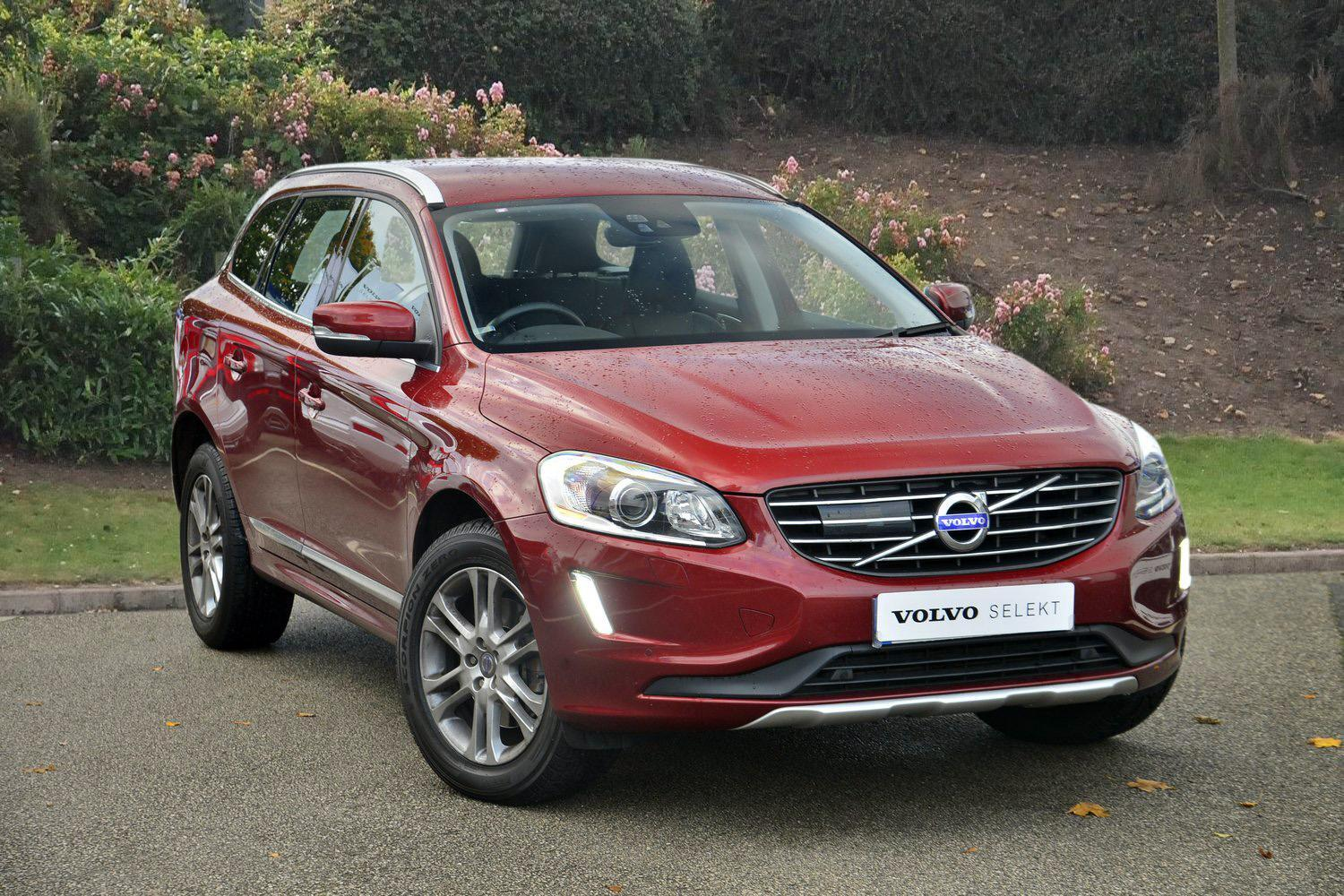 used volvo xc60 d4 181 se lux nav 5dr geartronic diesel. Black Bedroom Furniture Sets. Home Design Ideas