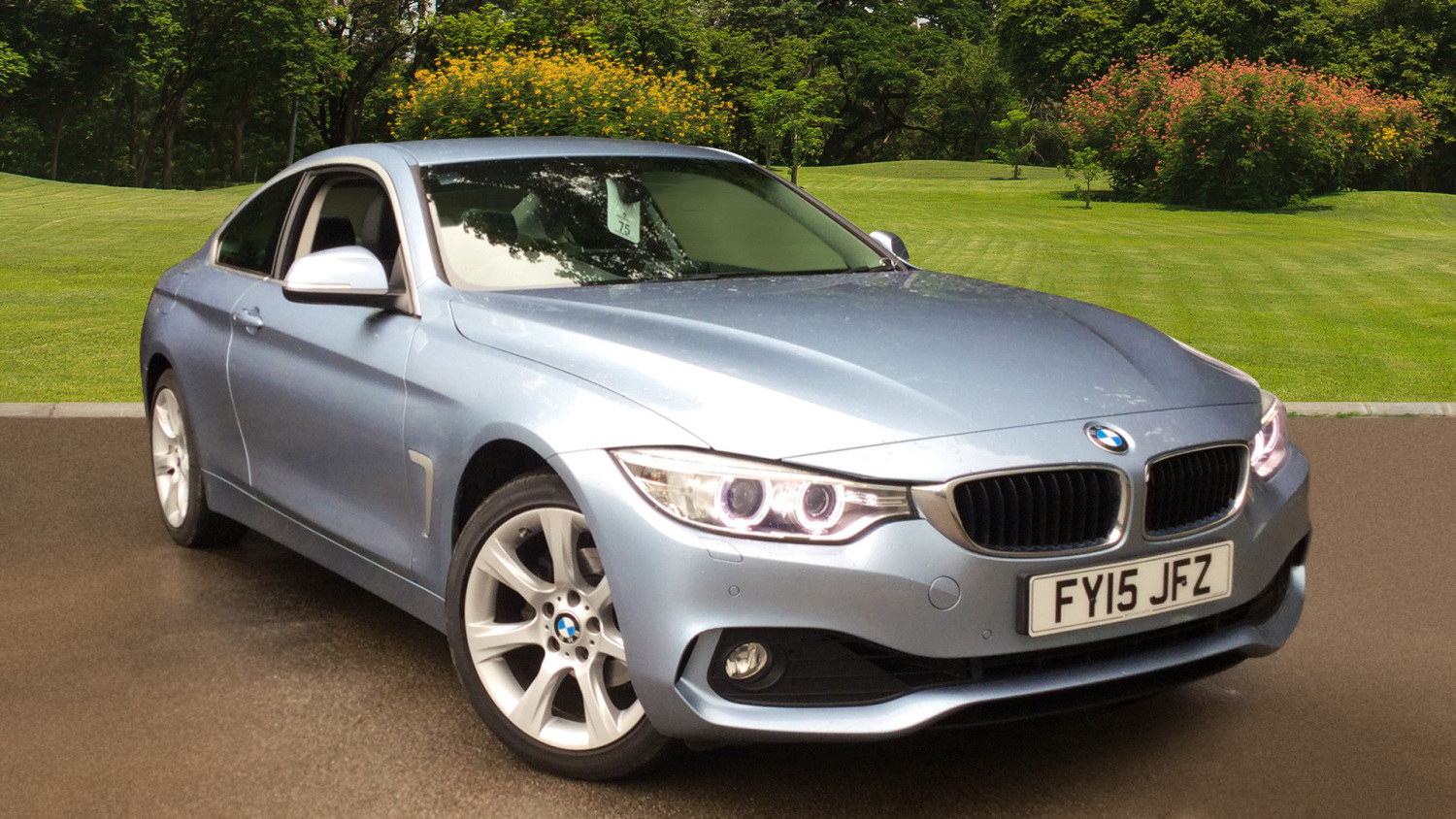 used bmw 4 series 420i xdrive se 2dr auto petrol coupe for sale bristol street motors. Black Bedroom Furniture Sets. Home Design Ideas