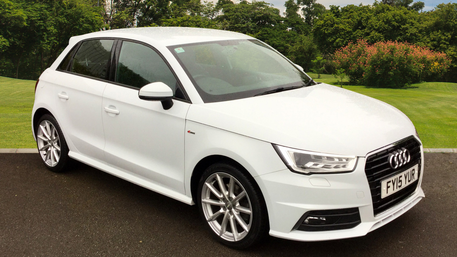 used audi a1 1 6 tdi s line 3dr diesel hatchback for sale bristol street motors. Black Bedroom Furniture Sets. Home Design Ideas
