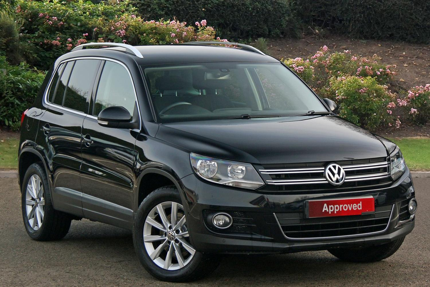 used volkswagen tiguan 2 0 tdi se 170 5dr diesel estate for sale bristol street motors. Black Bedroom Furniture Sets. Home Design Ideas