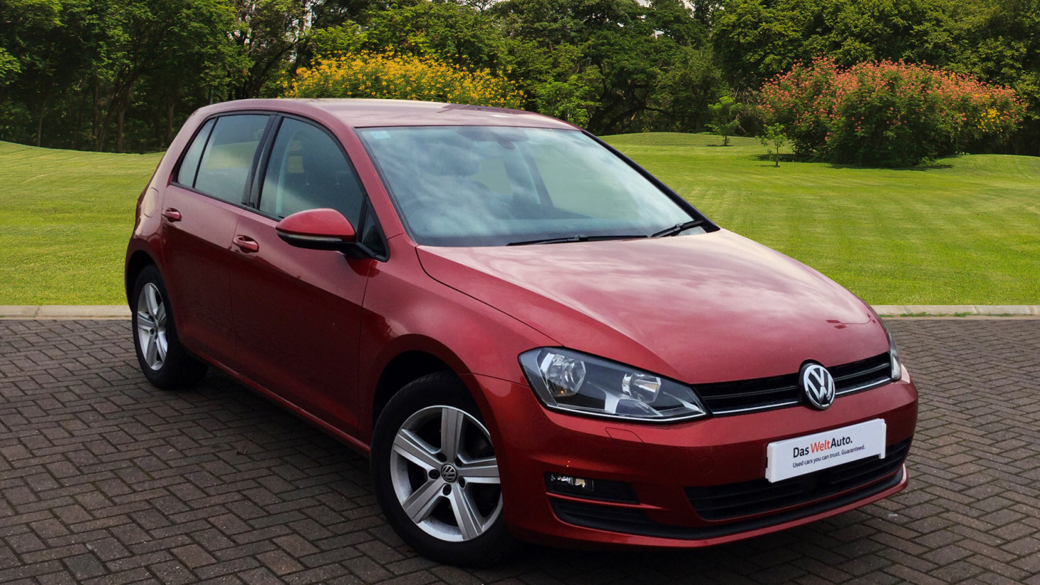 used volkswagen golf 1 4 tsi 125 match edition 5dr petrol hatchback for sale bristol street motors. Black Bedroom Furniture Sets. Home Design Ideas