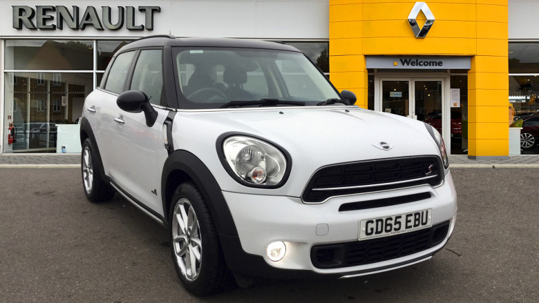 Used Mini Countryman 20 Cooper S D All4 5dr Diesel Hatchback For