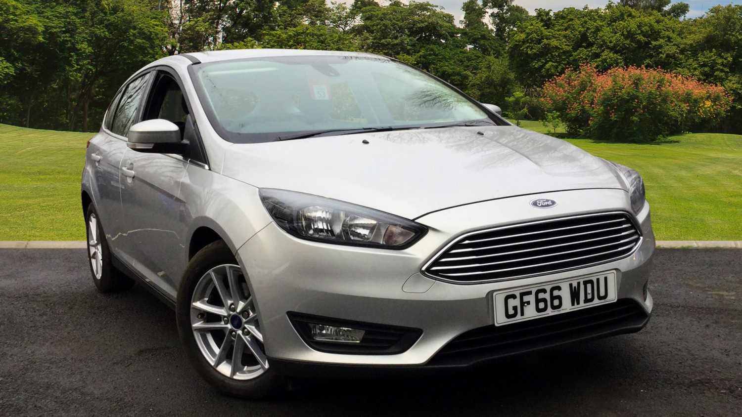 used ford focus 1 0 ecoboost 125 zetec 5dr auto petrol. Black Bedroom Furniture Sets. Home Design Ideas
