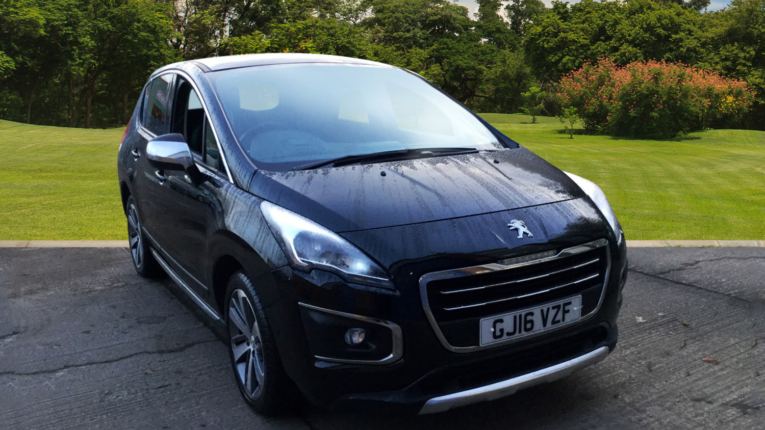 used peugeot 3008 1 6 bluehdi 120 allure 5dr diesel estate for sale bristol street motors. Black Bedroom Furniture Sets. Home Design Ideas