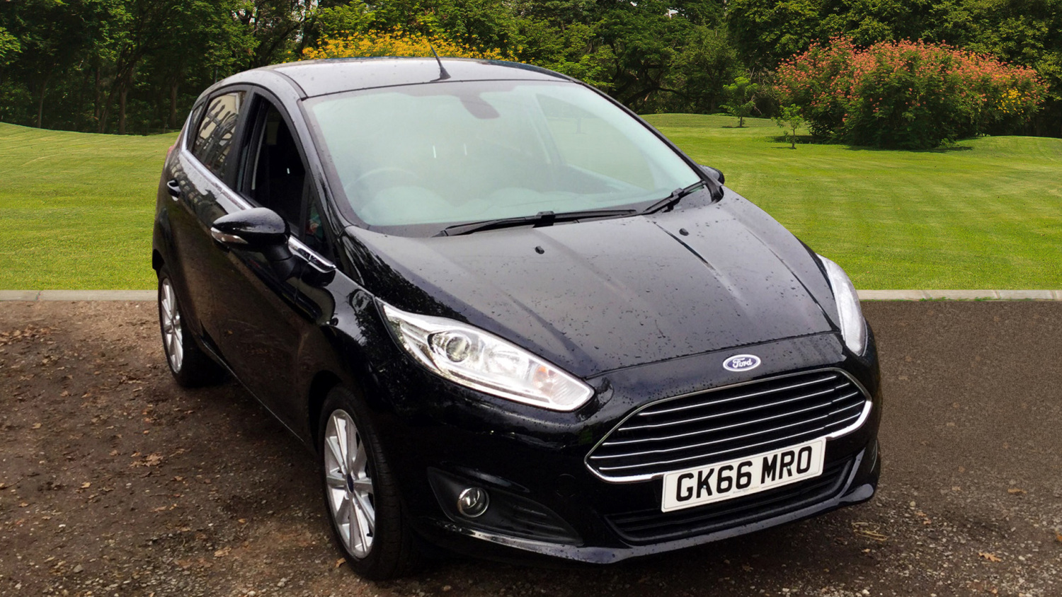 buy online ford fiesta 1 0 ecoboost titanium 5dr petrol hatchback for sale bristol street motors. Black Bedroom Furniture Sets. Home Design Ideas