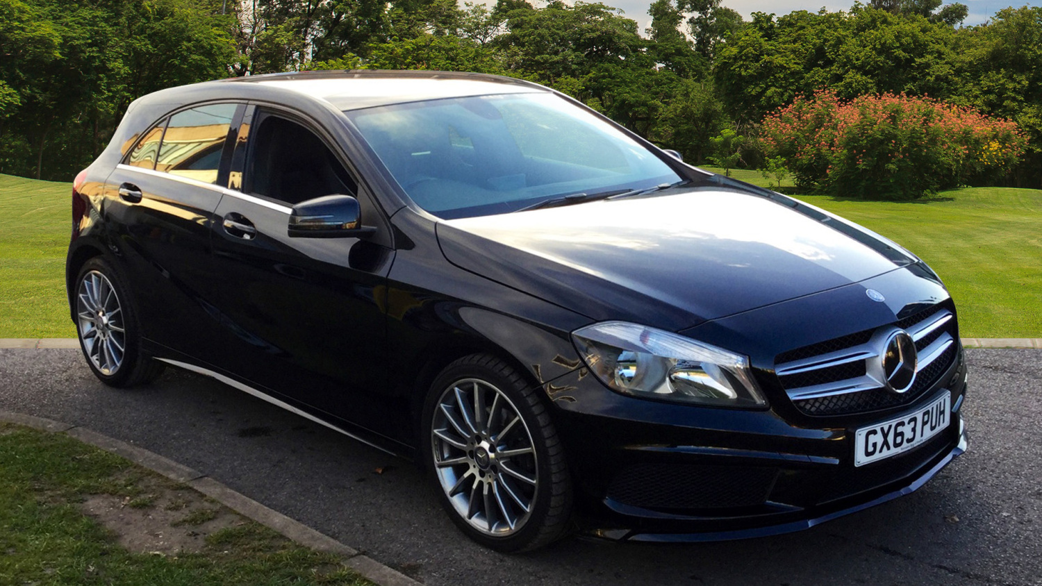 used mercedes benz a class a200 cdi blueefficiency amg sport 5dr auto diesel hatchback for sale. Black Bedroom Furniture Sets. Home Design Ideas