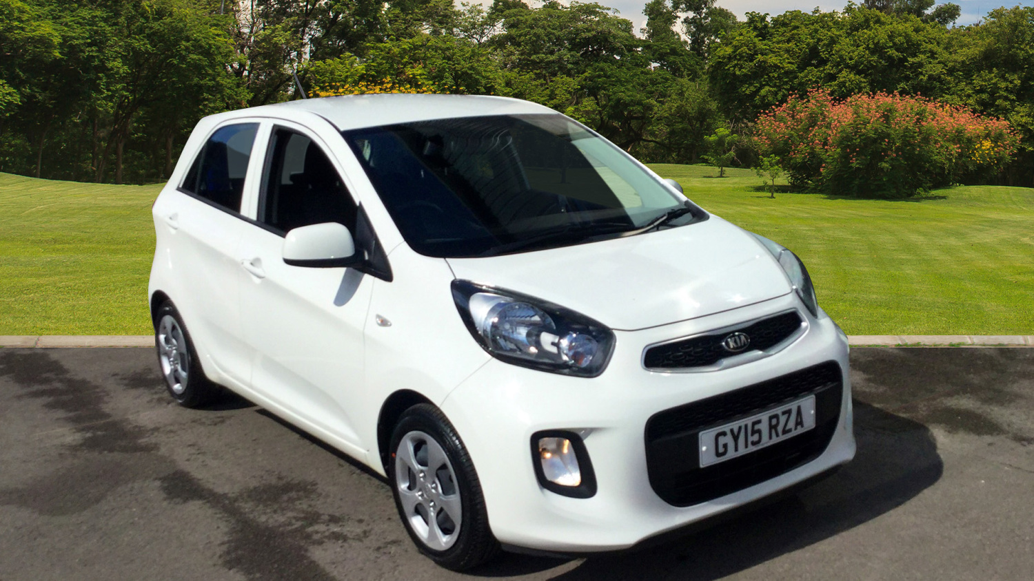 used kia picanto 1 0 1 5dr petrol hatchback for sale. Black Bedroom Furniture Sets. Home Design Ideas