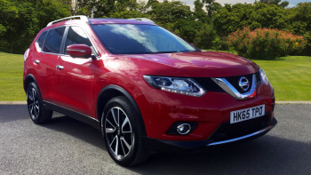 Nissan X-Trail 1.6 Dci Tekna 5Dr Xtronic [7 Seat] Diesel Station Wagon