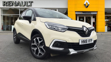 Used Renault Captur in Exeter | Bristol Street Motors