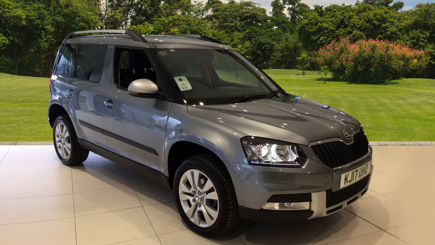 used skoda yeti outdoor 1 2 tsi 110 se l drive 5dr. Black Bedroom Furniture Sets. Home Design Ideas