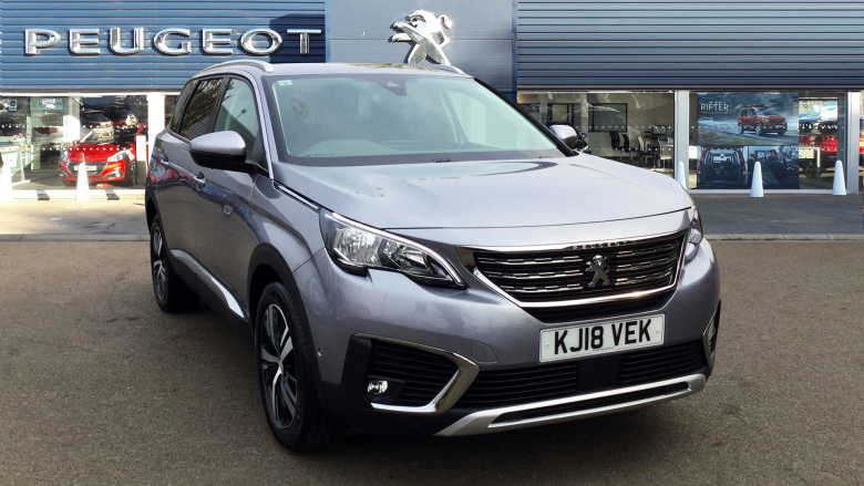 used peugeot 5008 1 5 bluehdi allure 5dr eat8 diesel estate for sale bristol street motors