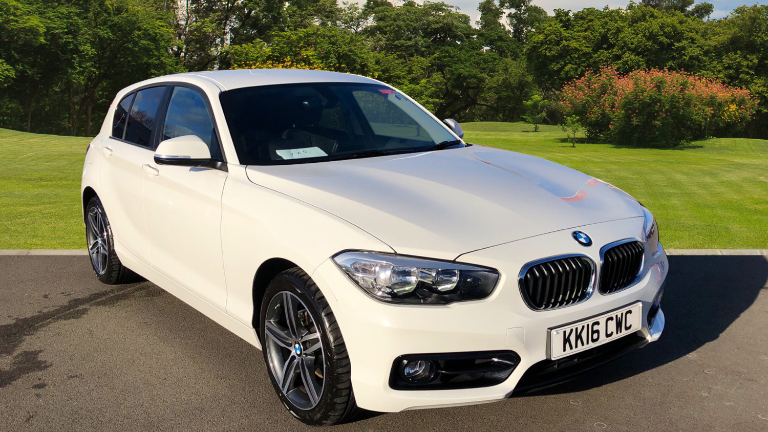 used bmw 1 series 118d sport 5dr diesel hatchback for sale bristol street motors. Black Bedroom Furniture Sets. Home Design Ideas