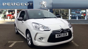 Citroen DS3 1.6 e-HDi Airdream DStyle 3dr Diesel Hatchback