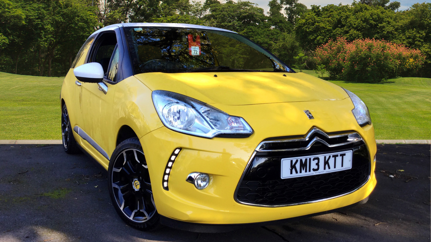 used citroen ds3 1 6 thp 16v 155 dsport 3dr petrol hatchback for sale bristol street motors. Black Bedroom Furniture Sets. Home Design Ideas