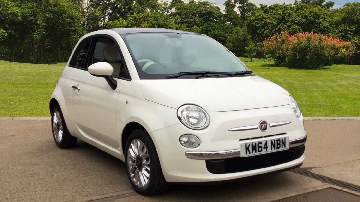 used fiat 500 1 2 lounge 3dr start stop petrol hatchback for sale bristol street motors. Black Bedroom Furniture Sets. Home Design Ideas