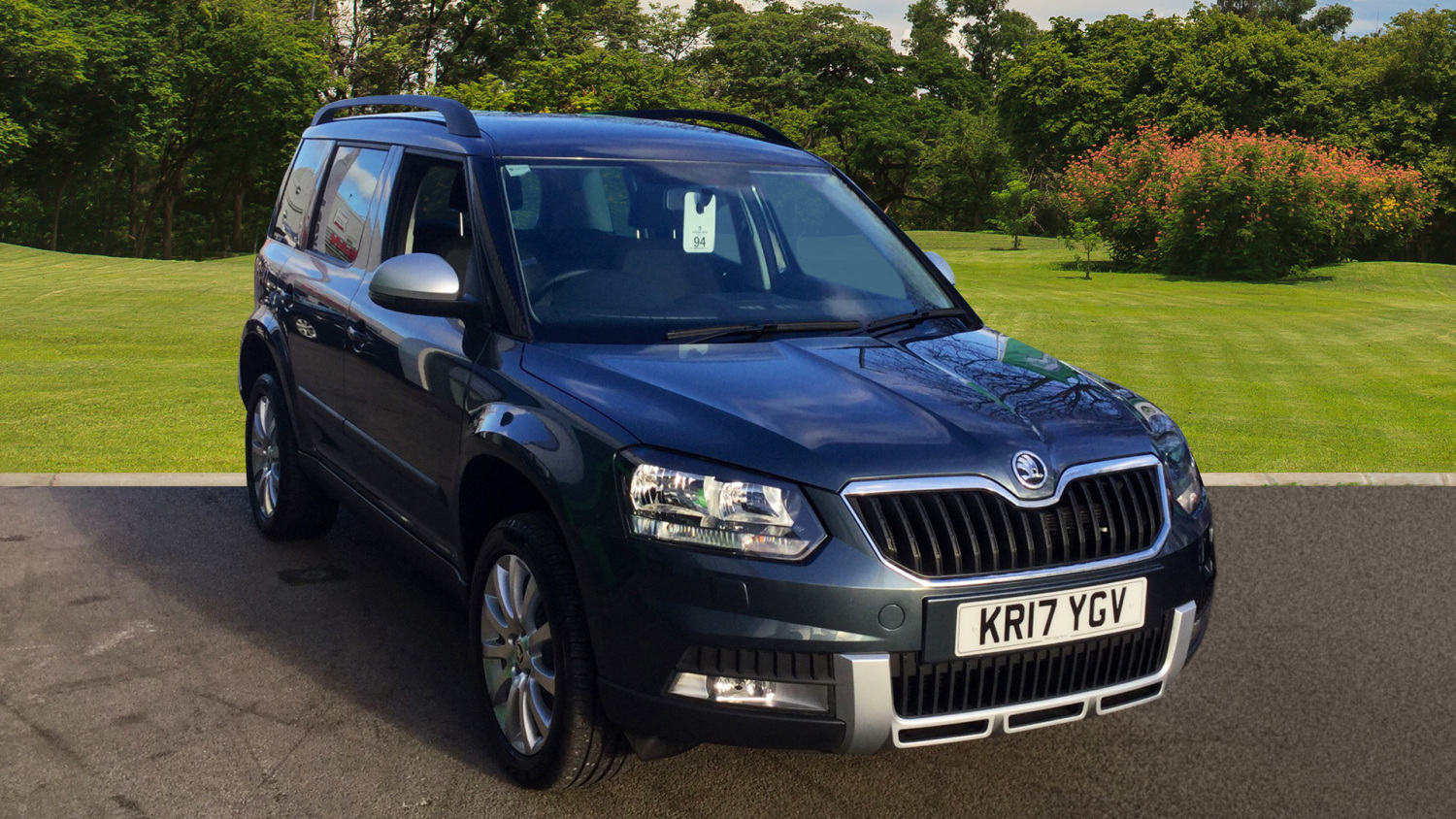 used skoda yeti outdoor 1 2 tsi 110 se 5dr dsg petrol estate for sale bristol street motors. Black Bedroom Furniture Sets. Home Design Ideas