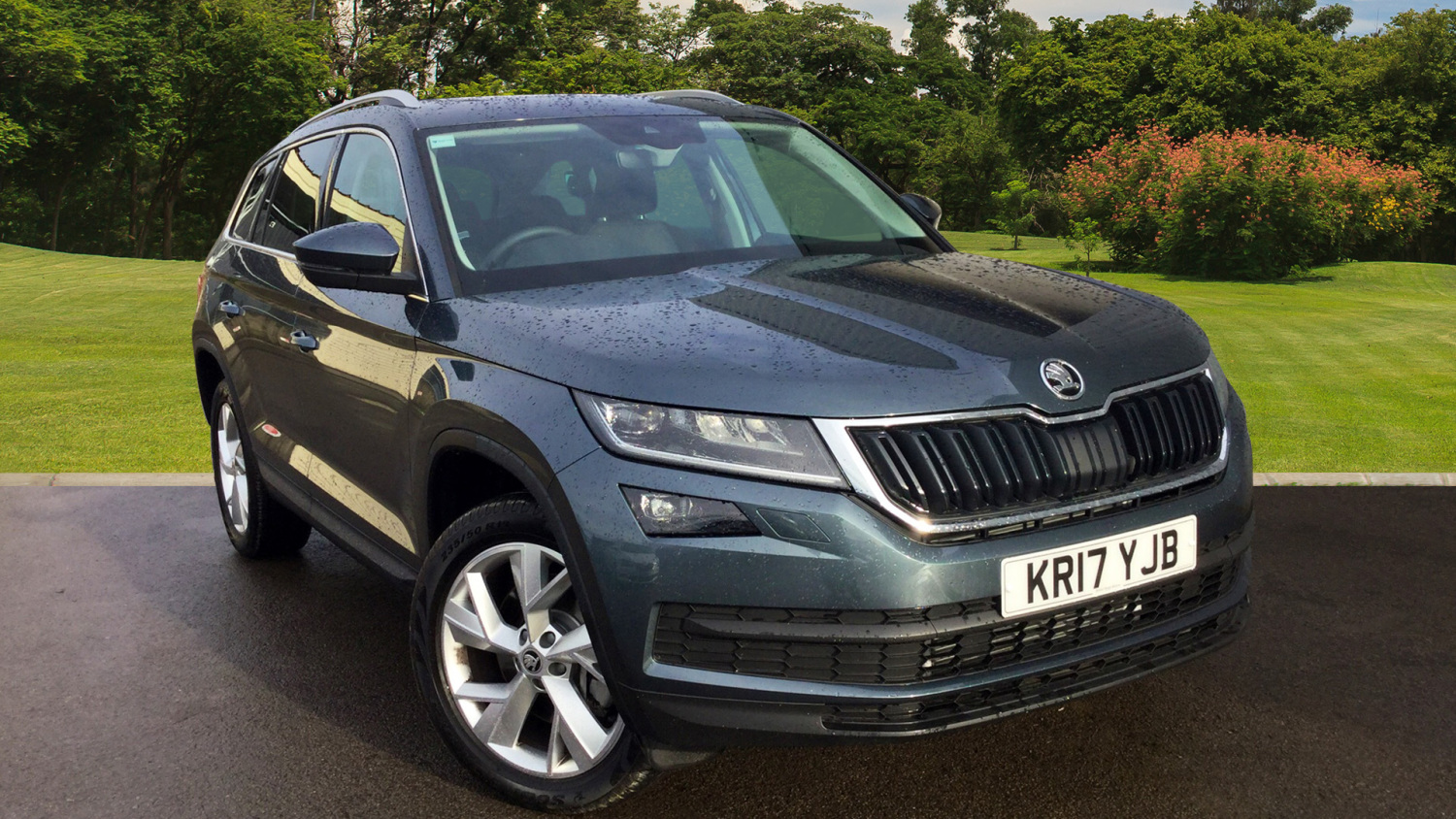 used skoda kodiaq 2 0 tdi 190 edition 4x4 5dr dsg 7 seat diesel estate for sale bristol. Black Bedroom Furniture Sets. Home Design Ideas