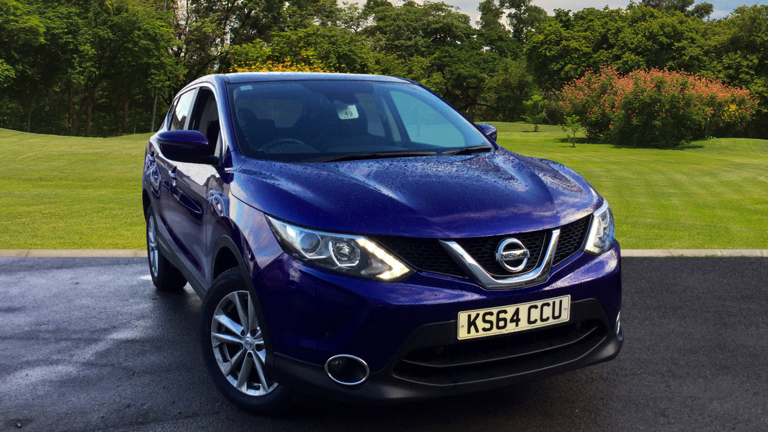 used nissan qashqai 1 5 dci acenta premium 5dr diesel hatchback for sale bristol street motors. Black Bedroom Furniture Sets. Home Design Ideas