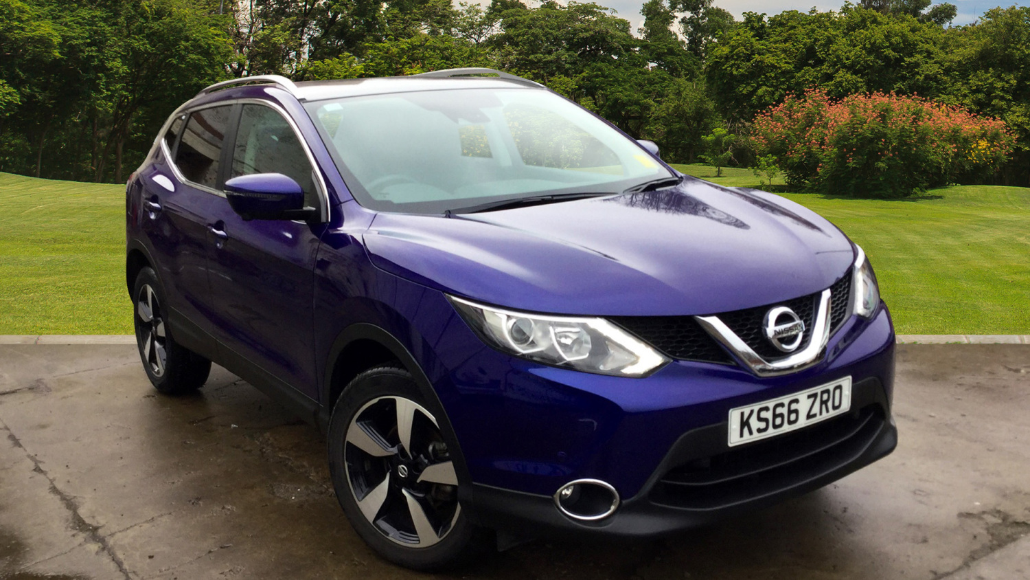 Used Nissan Qashqai 1 5 Dci N Connecta Comfort Pack 5dr