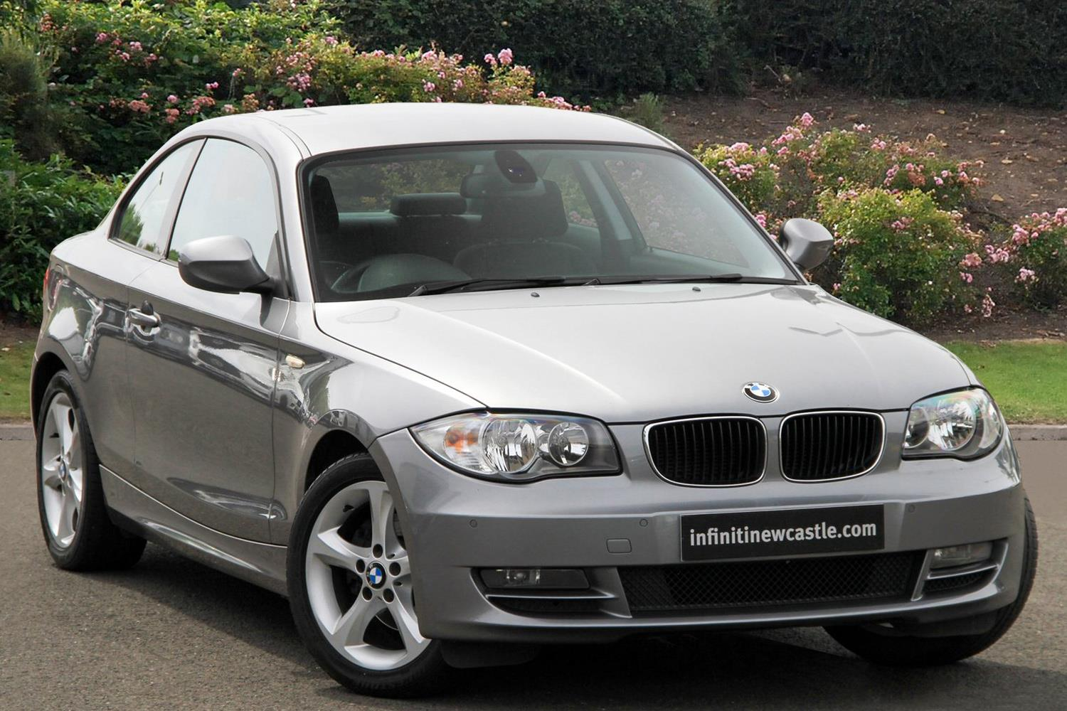 used bmw 1 series 120i se 2dr petrol coupe for sale. Black Bedroom Furniture Sets. Home Design Ideas