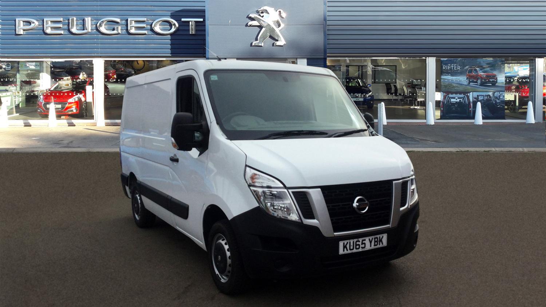 e29f738128 Used Nissan Nv400 F28 L1 Diesel 2.3 dCi 110ps H1 E Van for Sale ...