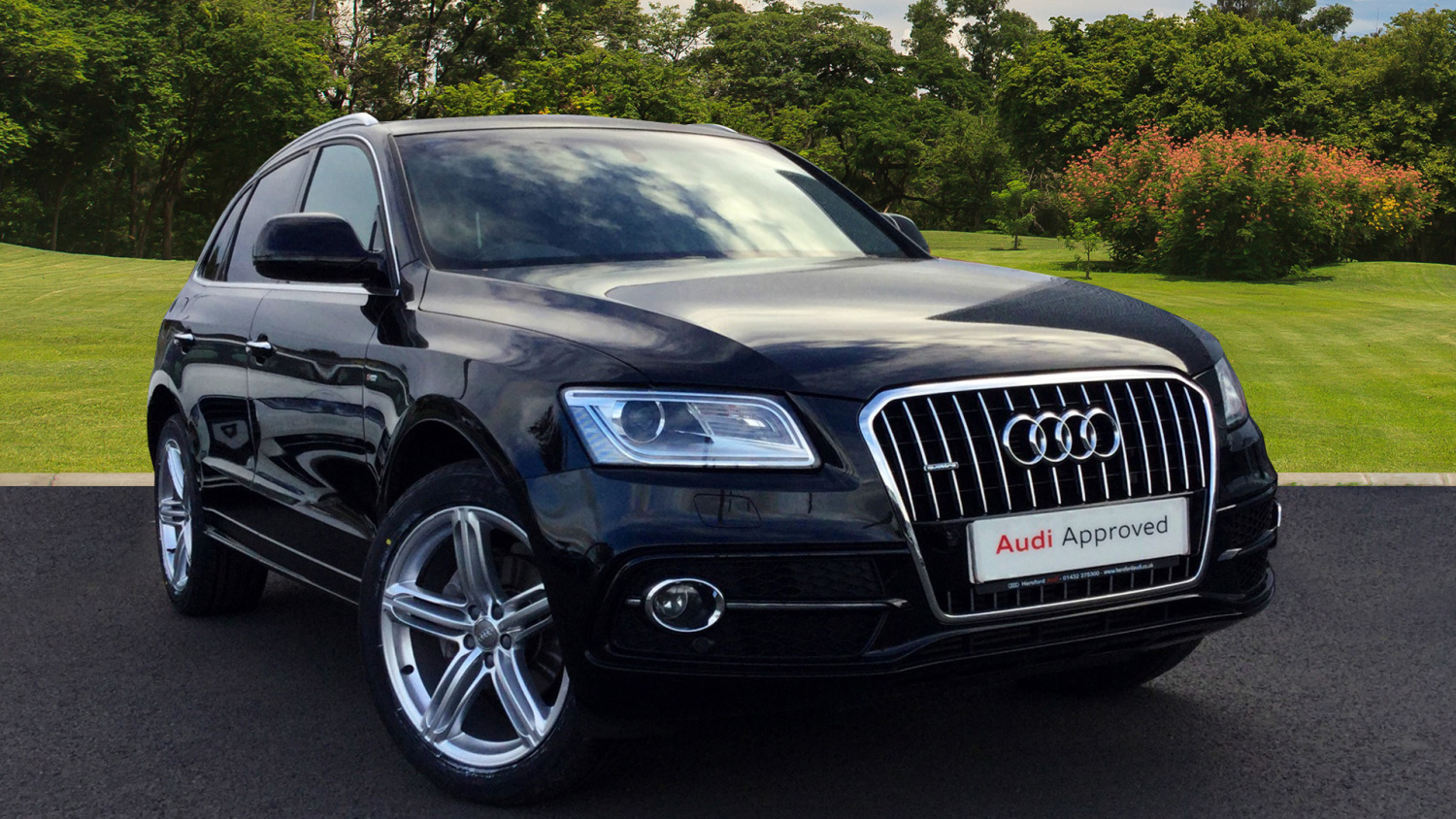 used audi q5 2 0 tdi 150 quattro s line plus 5dr diesel estate for sale bristol street motors. Black Bedroom Furniture Sets. Home Design Ideas