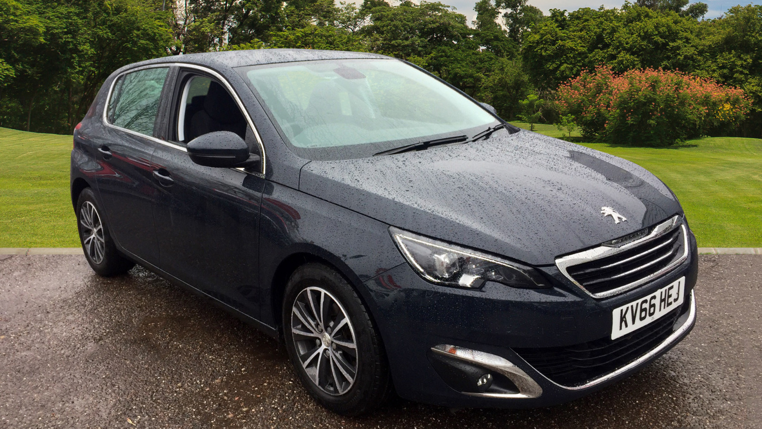 used peugeot 308 2 0 bluehdi 150 allure 5dr eat6 diesel hatchback for sale bristol street motors. Black Bedroom Furniture Sets. Home Design Ideas