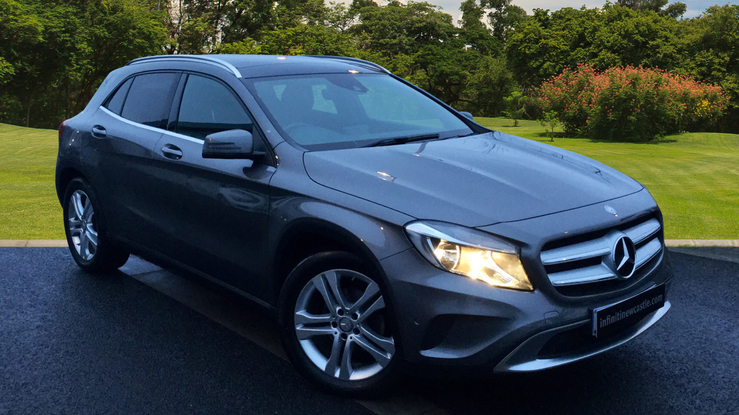 used mercedes benz gla gla 200 cdi se 5dr diesel hatchback for sale bristol street motors. Black Bedroom Furniture Sets. Home Design Ideas