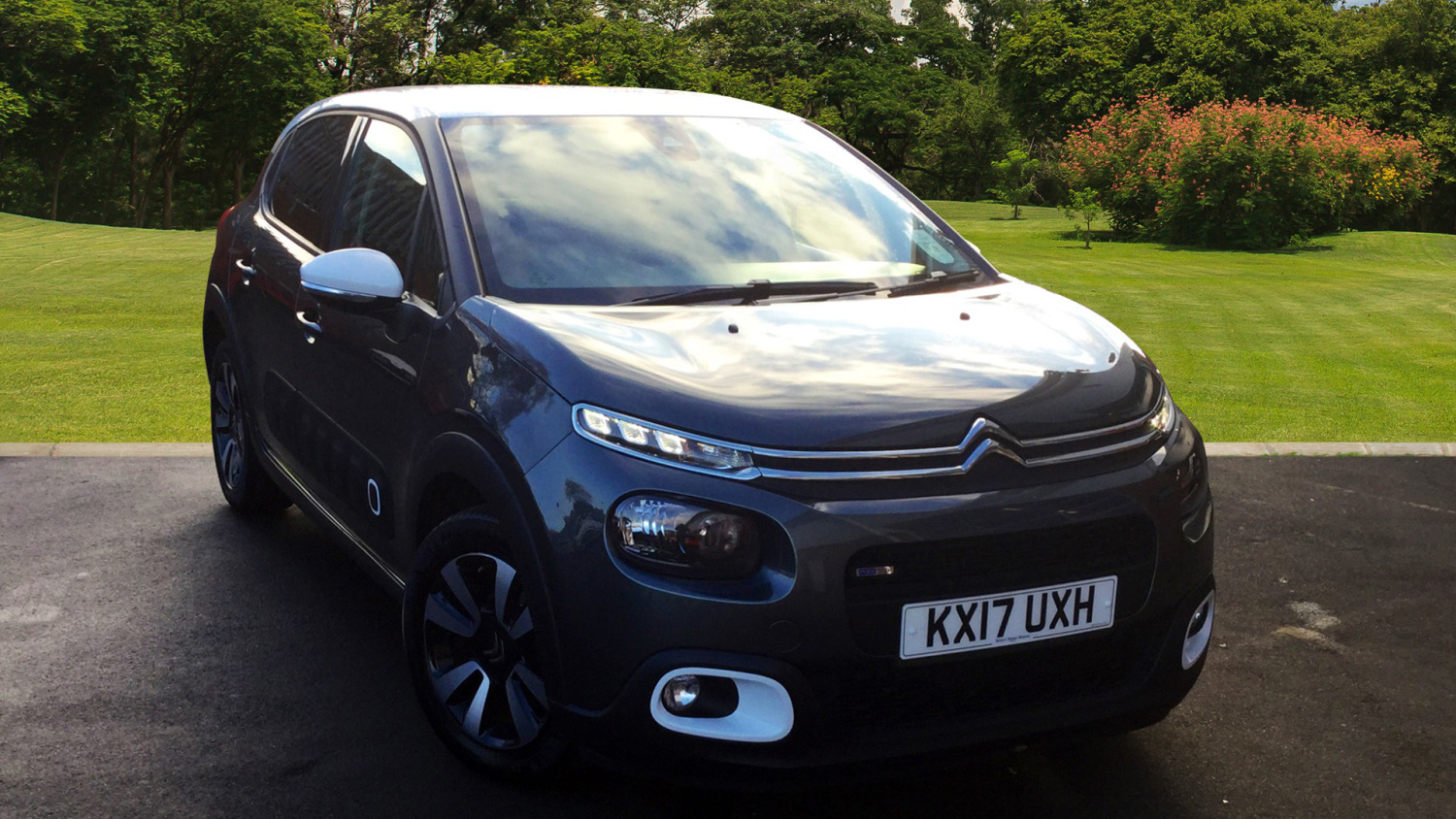 used citroen c3 1 2 puretech 82 flair 5dr petrol hatchback for sale bristol street motors. Black Bedroom Furniture Sets. Home Design Ideas