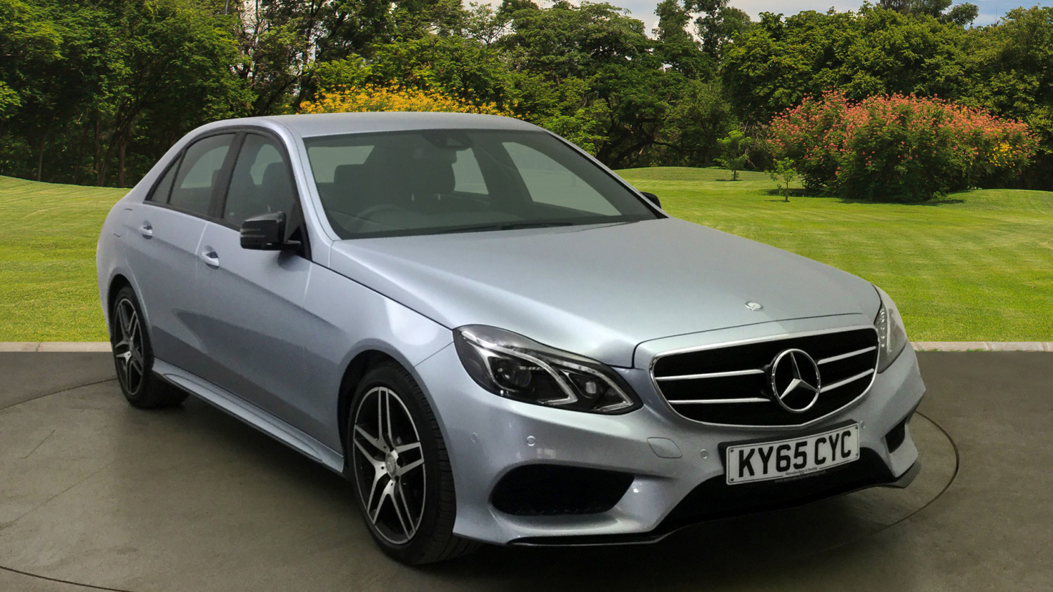 Used mercedes benz e class e220 bluetec amg night edition for Mercedes benz bluetec diesel