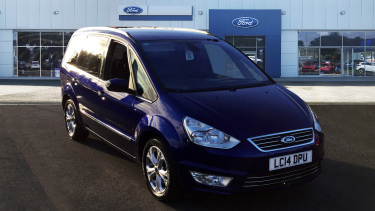 Ford Galaxy 2.0 Tdci 140 Titanium 5Dr Diesel Estate