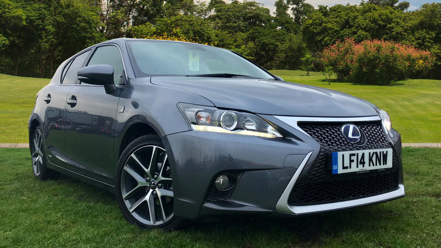 used lexus ct 200h 1 8 f sport 5dr cvt auto hybrid hatchback for sale bristol street motors. Black Bedroom Furniture Sets. Home Design Ideas