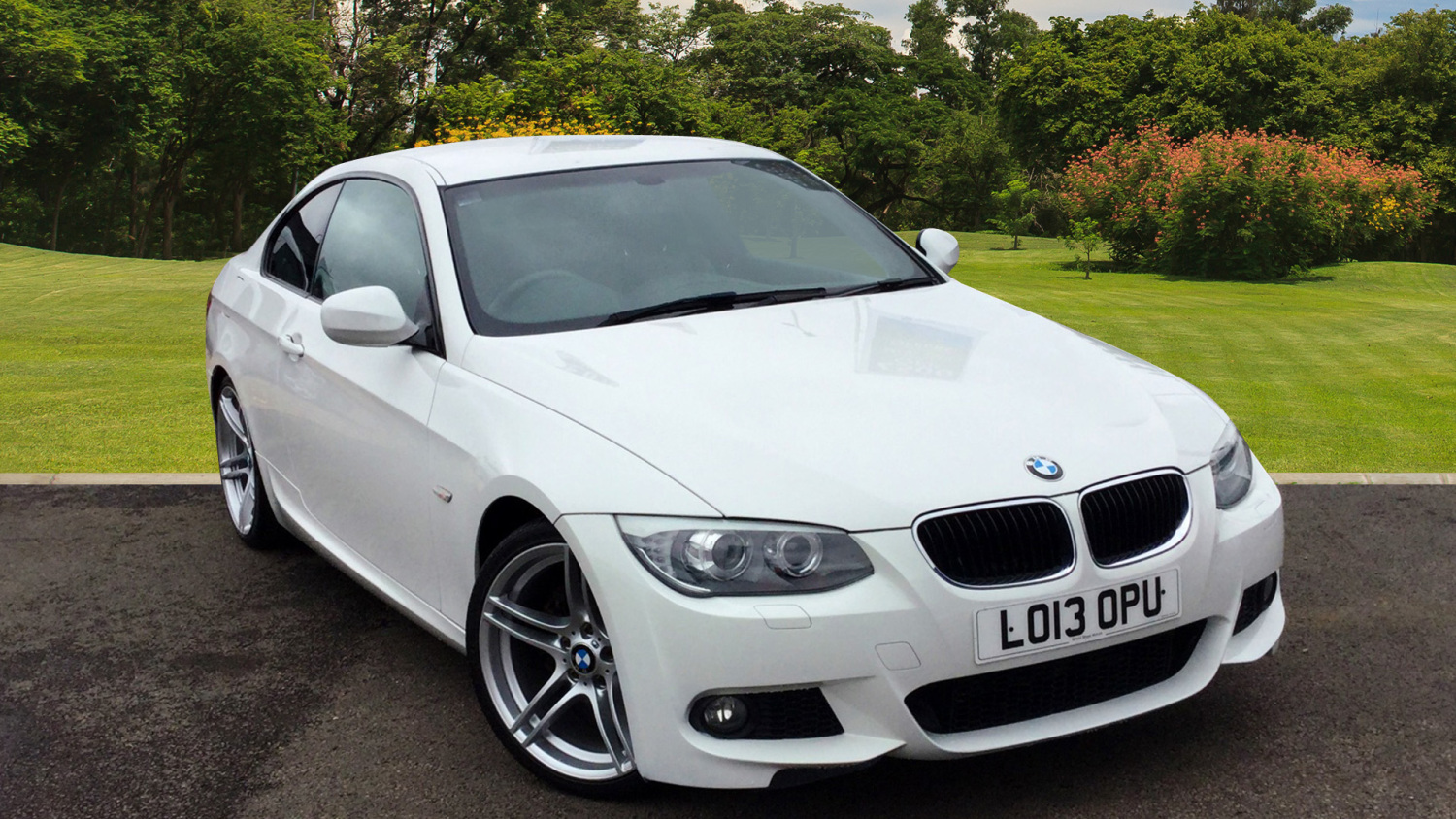 used bmw 3 series 320d m sport 2dr step auto diesel coupe for sale bristol street motors. Black Bedroom Furniture Sets. Home Design Ideas