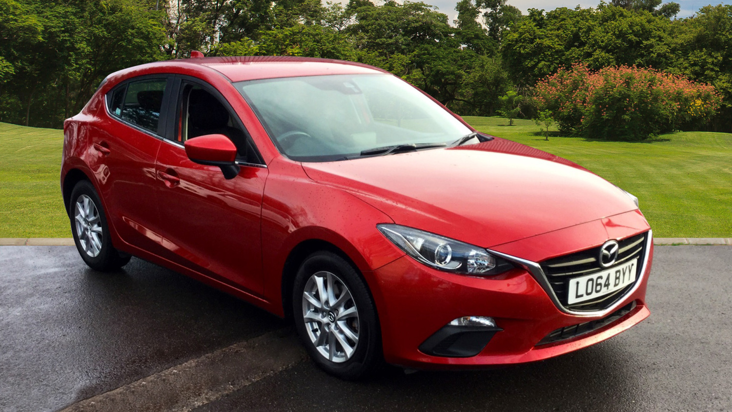 used mazda 3 2 2d se nav 5dr diesel hatchback for sale. Black Bedroom Furniture Sets. Home Design Ideas