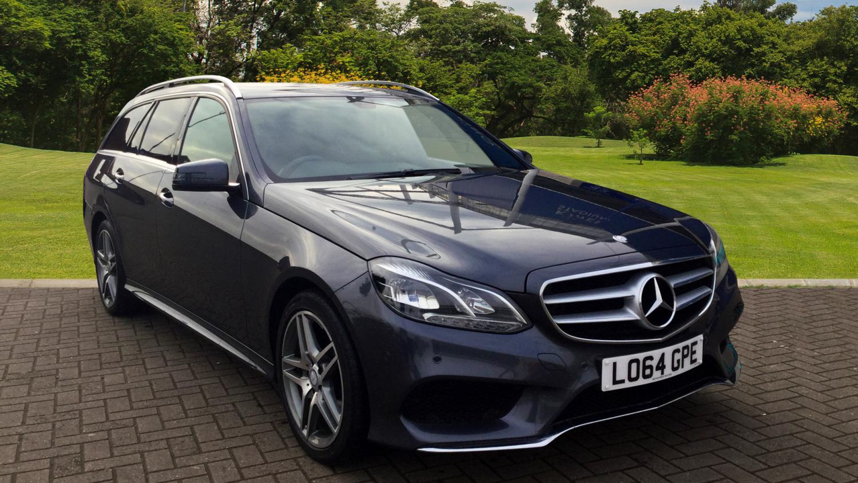 Used Mercedes Benz E Class E220 Bluetec Amg Line 5dr 7g Tronic Diesel Estate For Sale Bristol