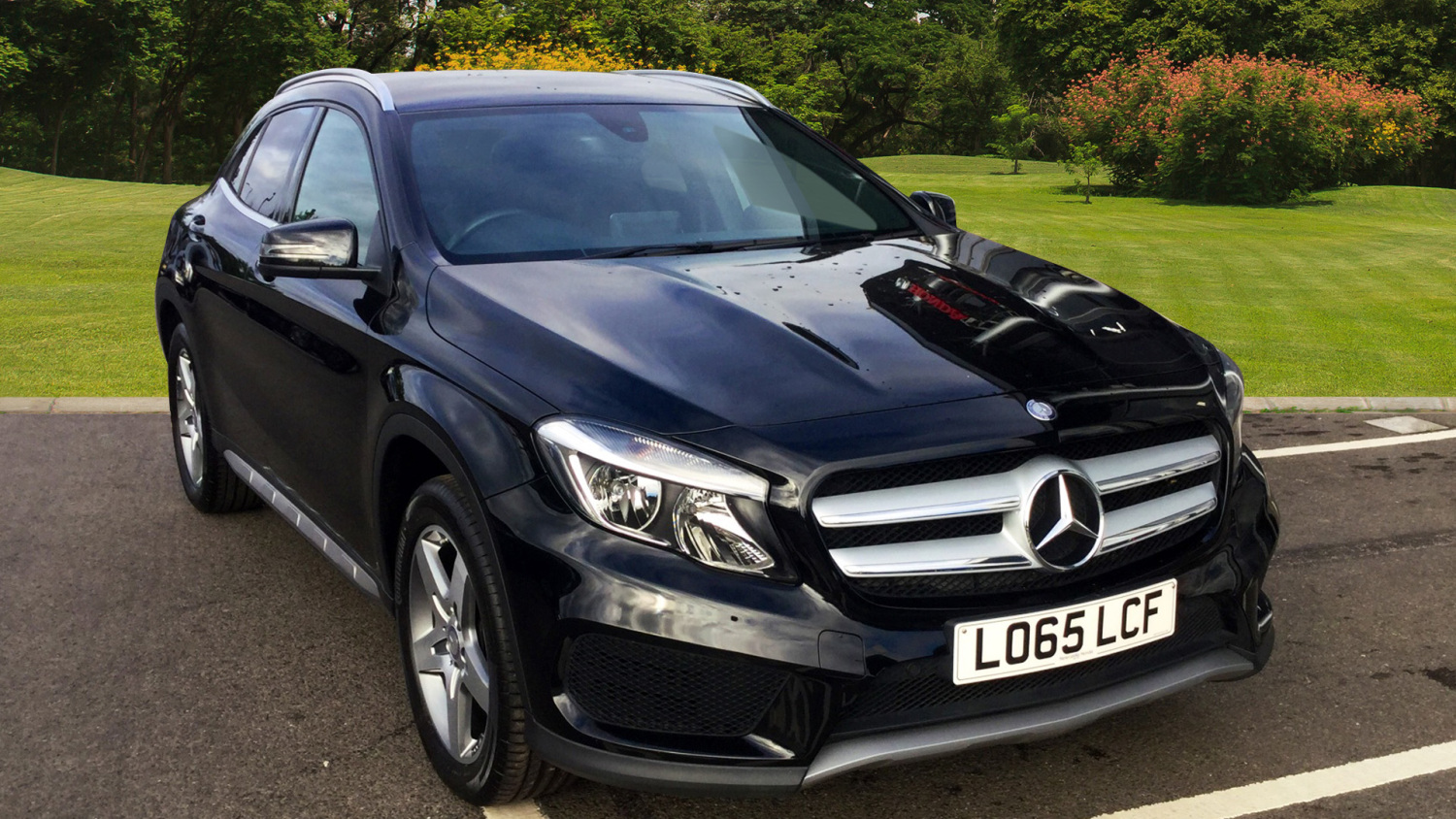 used mercedes benz gla gla 200d amg line 5dr diesel hatchback for sale bristol street motors. Black Bedroom Furniture Sets. Home Design Ideas