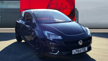 Vauxhall Corsa 1.4T [100] Limited Edition 3dr Petrol Hatchback