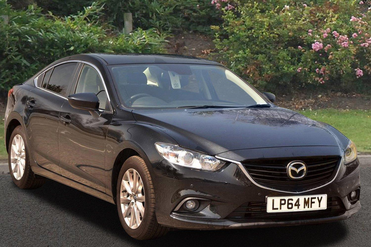 used mazda 6 2 2d se l nav 4dr diesel saloon for sale. Black Bedroom Furniture Sets. Home Design Ideas