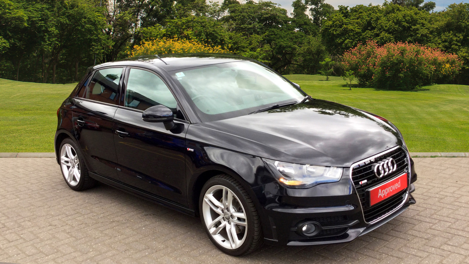 Used audi a1 1 4 tfsi s line 5dr petrol hatchback for sale for Honda service a1