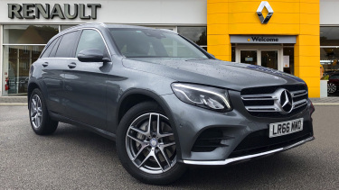 Mercedes-Benz GLC 250d 4Matic AMG Line 5dr 9G-Tronic Diesel Estate