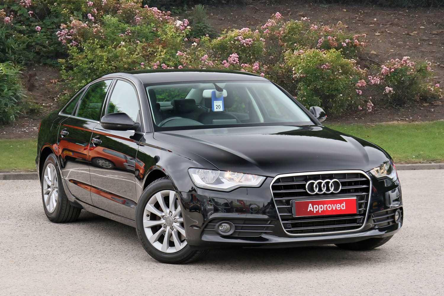 used audi a6 2 0 tdi se 4dr diesel saloon for sale bristol street motors. Black Bedroom Furniture Sets. Home Design Ideas