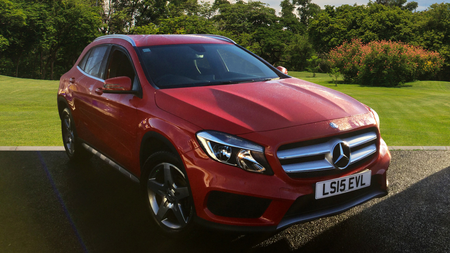 used mercedes benz gla gla 200 cdi amg line 5dr diesel. Black Bedroom Furniture Sets. Home Design Ideas