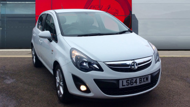 Vauxhall Corsa 1.2 Excite 5dr [AC] Petrol Hatchback