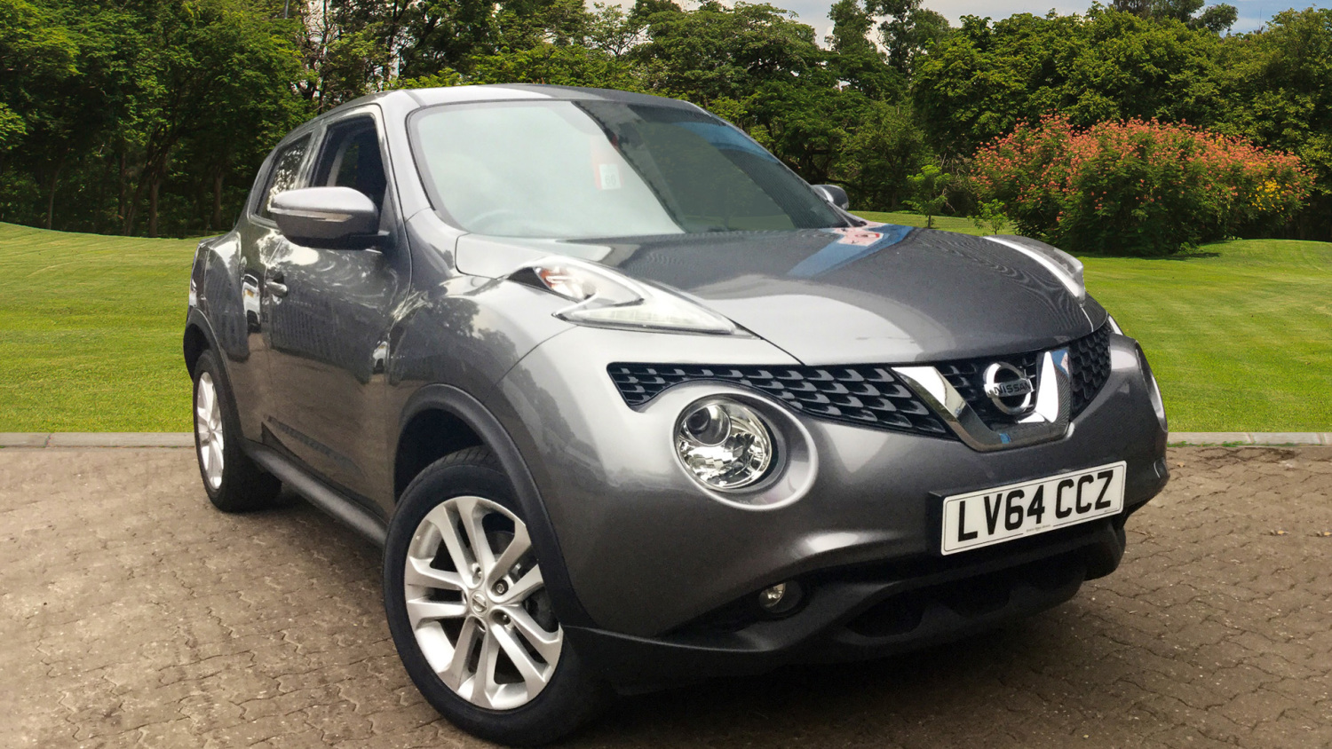 used nissan juke 1 5 dci acenta 5dr diesel hatchback for. Black Bedroom Furniture Sets. Home Design Ideas