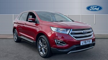 Ford Edge 2.0 TDCi 180 Titanium 5dr Diesel Estate