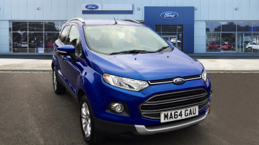 Used Ford Ecosport Cars For Sale Bristol Street Motors