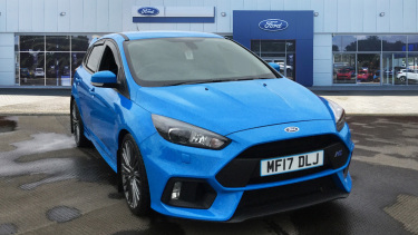 Ford Focus Rs  Dr Petrol Hatchback