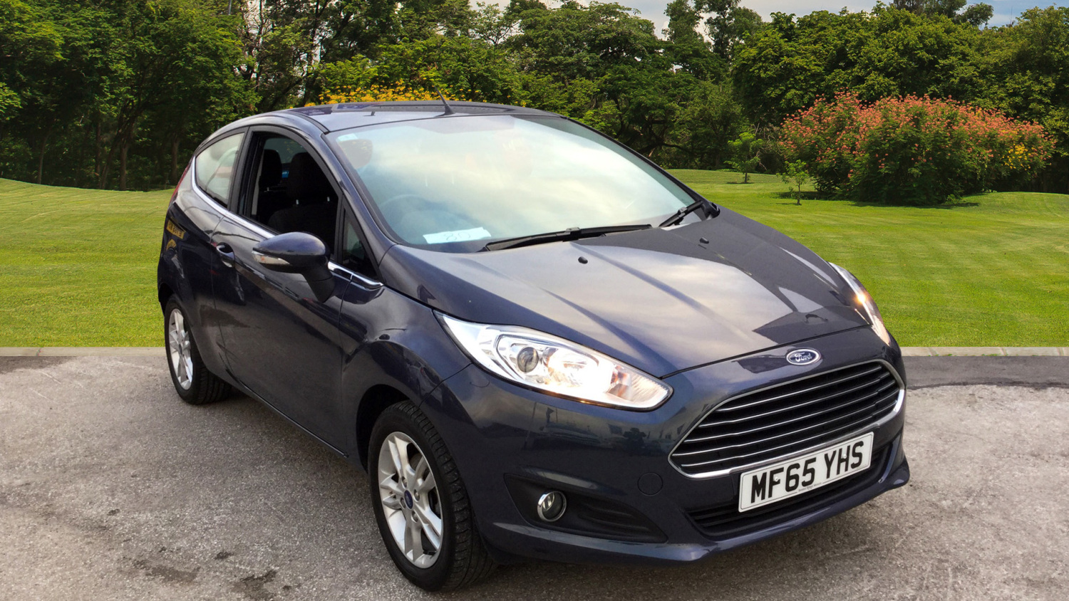 used ford fiesta 82 zetec 3dr petrol hatchback for sale bristol street motors. Black Bedroom Furniture Sets. Home Design Ideas