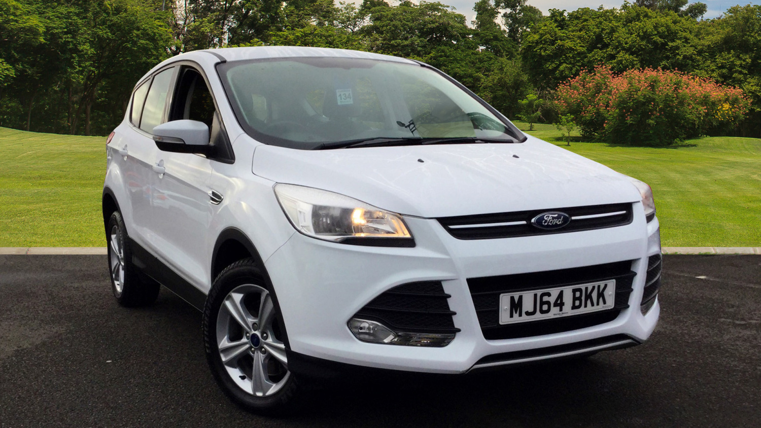 used ford kuga 2 0 tdci zetec 5dr 2wd diesel estate for sale bristol street motors. Black Bedroom Furniture Sets. Home Design Ideas