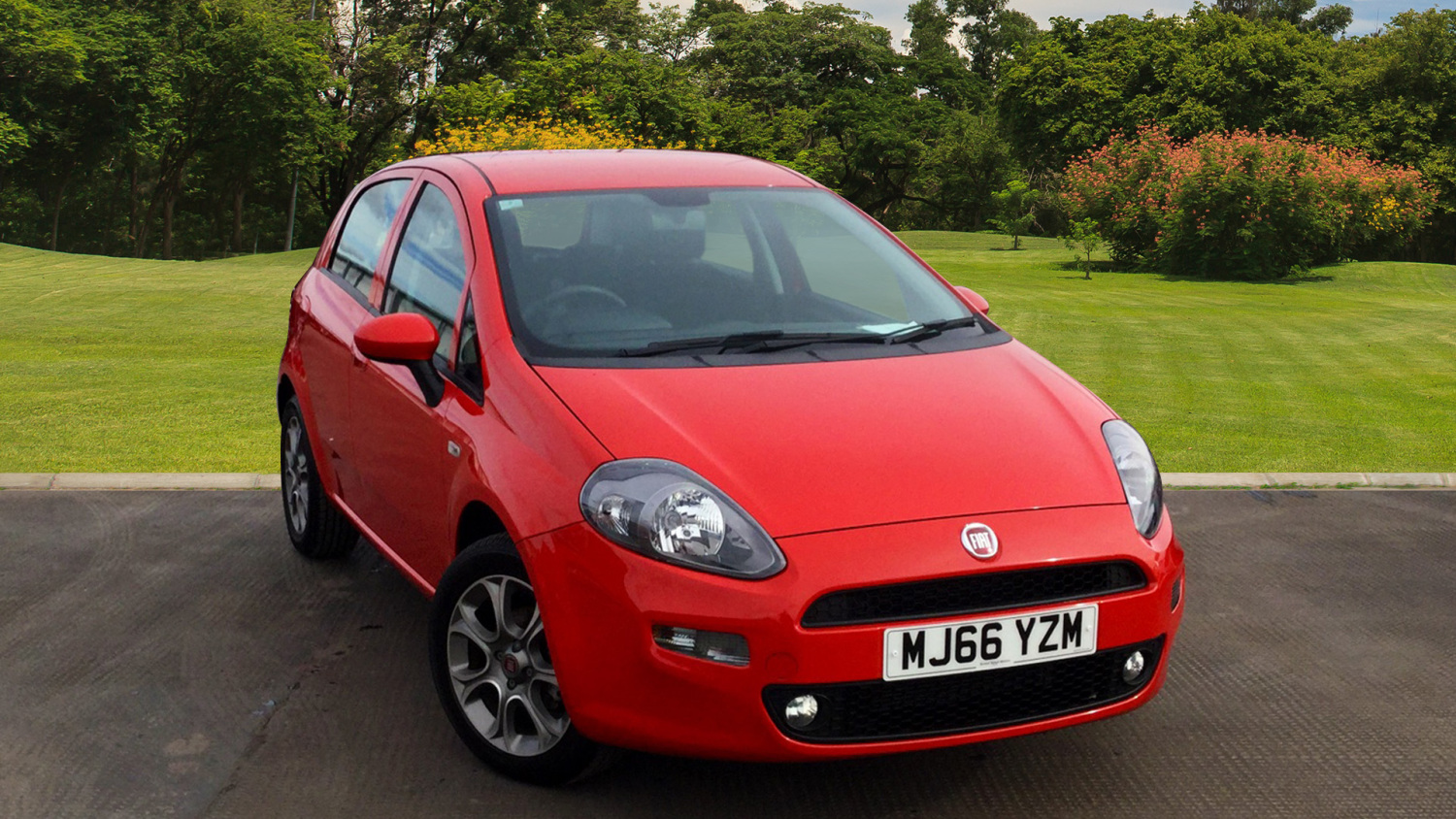 used fiat punto 1 2 easy 5dr petrol hatchback for sale bristol street motors. Black Bedroom Furniture Sets. Home Design Ideas
